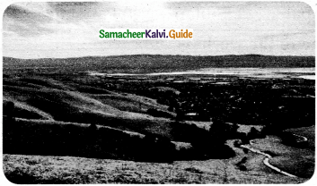 Samacheer Kalvi 6th Social Science Guide Geography Term 1 Chapter 2 Land and Oceans