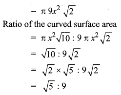 Samacheer Kalvi 10th Maths Guide Chapter 7 Mensuration Ex 7.1 Q7.1