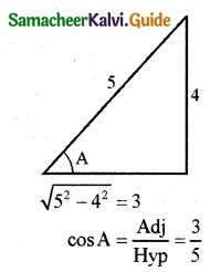 Samacheer Kalvi 11th Business Maths Guide Chapter 4 Trigonometry Ex 4.4 Q7