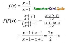 Samacheer Kalvi 11th Business Maths Guide Chapter 5 Differential Calculus Ex 5.1 Q4