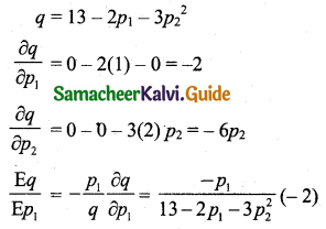 Samacheer Kalvi 11th Business Maths Guide Chapter 6 Applications of Differentiation Ex 6.5 Q5