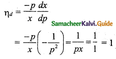 Samacheer Kalvi 11th Business Maths Guide Chapter 6 Applications of Differentiation Ex 6.6 Q5