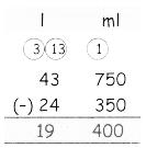 Samacheer Kalvi 4th Maths Guide Term 3 Chapter 3 Measurements Ex 3.3 18