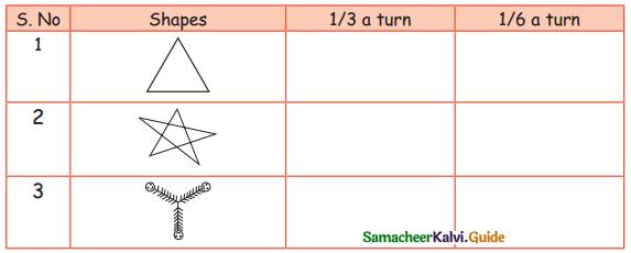 Samacheer Kalvi 5th Maths Guide Term 1 Chapter 1 Geometry 11