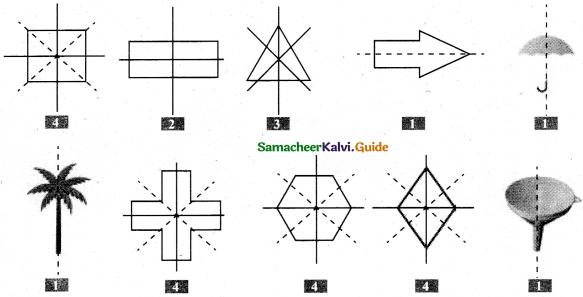 Samacheer Kalvi 5th Maths Guide Term 1 Chapter 1 Geometry 25