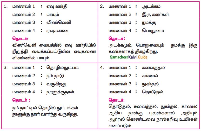 Samacheer Kalvi 9th Tamil Guide Chapter 4.5 வல்லினம் மிகா இடங்கள் - 8