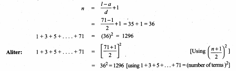 Samacheer Kalvi 10th Maths Guide Chapter 2 Numbers and Sequences Ex 2.9 1