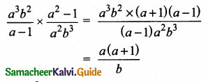 Samacheer Kalvi 10th Maths Guide Chapter 3 Algebra Additional Questions 11