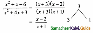 Samacheer Kalvi 10th Maths Guide Chapter 3 Algebra Additional Questions 8