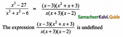 Samacheer Kalvi 10th Maths Guide Chapter 3 Algebra Ex 3.4 11