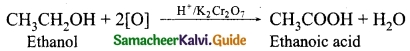 Samacheer Kalvi 10th Science Guide Chapter 11 Carbon and its Compounds 10