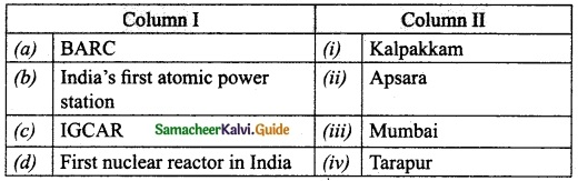 Samacheer Kalvi 10th Science Guide Chapter 6 Nuclear Physics 2