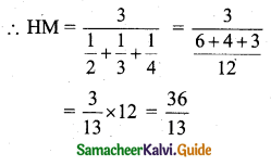 Samacheer Kalvi 11th Business Maths Guide Chapter 8 Descriptive Statistics and Probability Ex 8.3 Q5.1