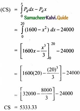 Samacheer Kalvi 11th Economics Guide Chapter 12 Mathematical Methods for Economics img 13