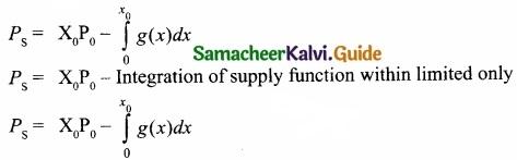 Samacheer Kalvi 11th Economics Guide Chapter 12 Mathematical Methods for Economics img 4