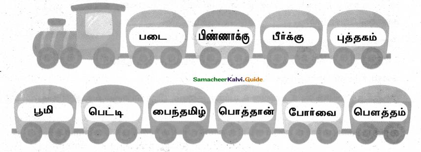 Samacheer Kalvi 4th Tamil Guide Chapter 6 முயல் அரசன் - 6