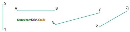 Samacheer Kalvi 6th Maths Guide Term 1 Chapter 4 Geometry Ex 4.1 2
