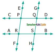 Samacheer Kalvi 6th Maths Guide Term 1 Chapter 4 Geometry Ex 4.1 6
