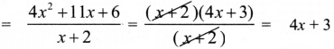 Samacheer Kalvi 8th Maths Guide Answers Chapter 3 Algebra Ex 3.5 6