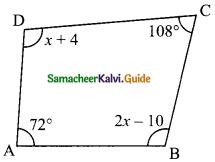 Samacheer Kalvi 9th Maths Guide Chapter 4 Geometry Ex 4.2 1