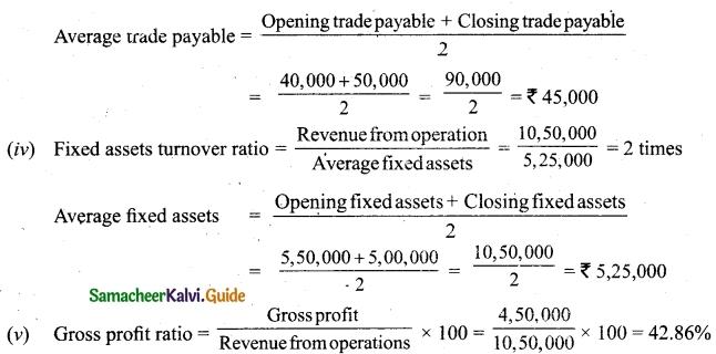 Tamil Nadu 12th Accountancy Model Question Paper 2 English Medium 54
