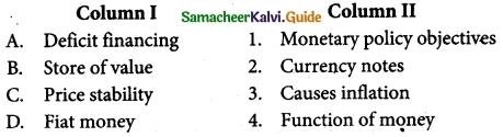 Tamil Nadu 12th Economics Model Question Paper 1 English Medium 1