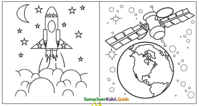 Samacheer Kalvi 4th Tamil Guide Chapter 19 உலா வரும் செயற்கைக்கோள் 5