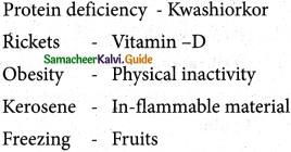 Samacheer Kalvi 5th Science Guide Term 2 Chapter 1 Food 2
