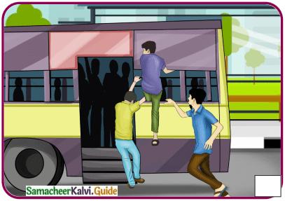 Samacheer Kalvi 8th English Guide Supplementary Chapter 5 When Instinct Works 8