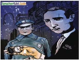 Samacheer Kalvi 11th English Guide Supplementary Chapter 1 After Twenty Years 2
