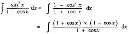 Samacheer Kalvi 11th Maths Guide Chapter 11 Integral Calculus Ex 11.5 15