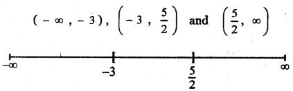 Samacheer Kalvi 11th Maths Guide Chapter 2 Basic Algebra Ex 2.5 1