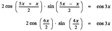Samacheer Kalvi 11th Maths Guide Chapter 3 Trigonometry Ex 3.8 8