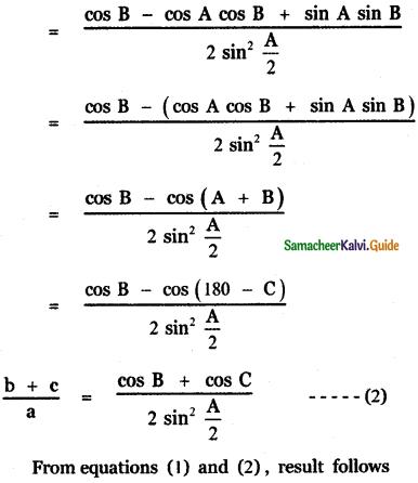 Samacheer Kalvi 11th Maths Guide Chapter 3 Trigonometry Ex 3.9 19