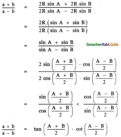 Samacheer Kalvi 11th Maths Guide Chapter 3 Trigonometry Ex 3.9 26