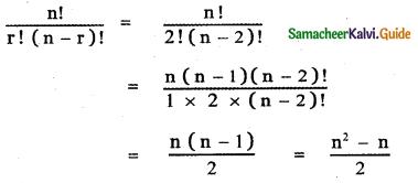 Samacheer Kalvi 11th Maths Guide Chapter 4 Combinatorics and Mathematical Induction Ex 4.1 25