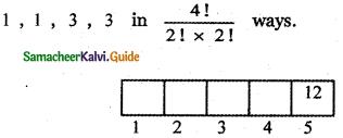 Samacheer Kalvi 11th Maths Guide Chapter 4 Combinatorics and Mathematical Induction Ex 4.2 22