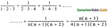 Samacheer Kalvi 11th Maths Guide Chapter 4 Combinatorics and Mathematical Induction Ex 4.4 34