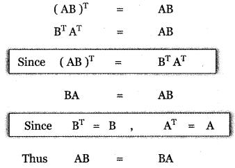 Samacheer Kalvi 11th Maths Guide Chapter 7 Matrices and Determinants Ex 7.1 65