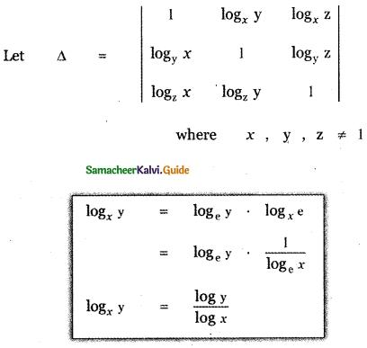 Samacheer Kalvi 11th Maths Guide Chapter 7 Matrices and Determinants Ex 7.2 33