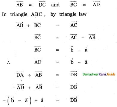 Samacheer Kalvi 11th Maths Guide Chapter 8 Vector Algebra - I Ex 8.1 17
