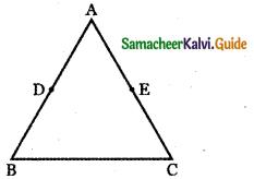 Samacheer Kalvi 11th Maths Guide Chapter 8 Vector Algebra - I Ex 8.1 5