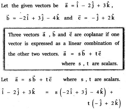 Samacheer Kalvi 11th Maths Guide Chapter 8 Vector Algebra - I Ex 8.2 26