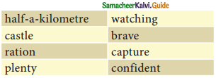 Samacheer Kalvi 12th English Guide Poem 1 The Castle 1