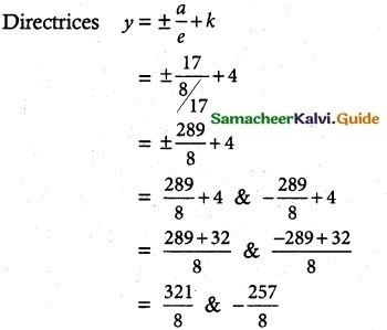 Samacheer Kalvi 12th Maths Guide Chapter 5 Two Dimensional Analytical Geometry - II Ex 5.2 25