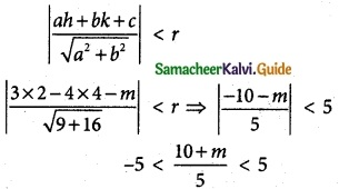 Samacheer Kalvi 12th Maths Guide Chapter 5 Two Dimensional Analytical Geometry - II Ex 5.6 2