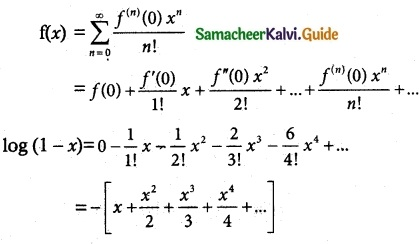 Samacheer Kalvi 12th Maths Guide Chapter 7 Applications of Differential Calculus Ex 7.4 5