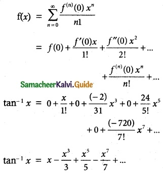 Samacheer Kalvi 12th Maths Guide Chapter 7 Applications of Differential Calculus Ex 7.4 6