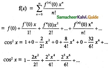 Samacheer Kalvi 12th Maths Guide Chapter 7 Applications of Differential Calculus Ex 7.4 7
