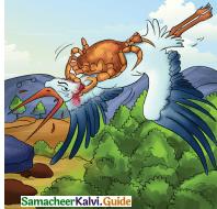 Samacheer Kalvi 4th English Guide Term 3 Supplementary 3 The Magic pencil 12